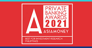 PNB named Best Bank for Investment Research by Asiamoney