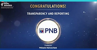 PNB recognized by a joint program of the European Union and UN Women